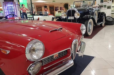 Malta Classic Car and Motorcycle Museum