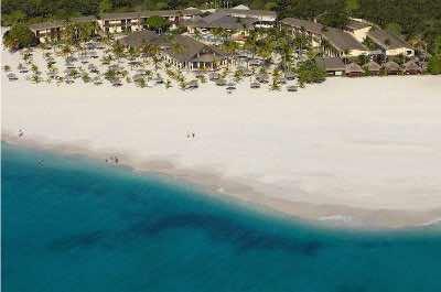Manchebo Beach Resort in Aruba