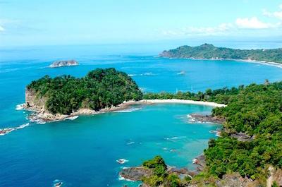 Manuel Antonio National Park in Costa Rica