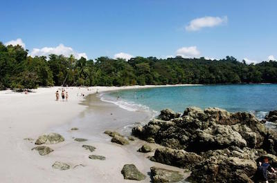 Manuel Antonio National Park in San Jose