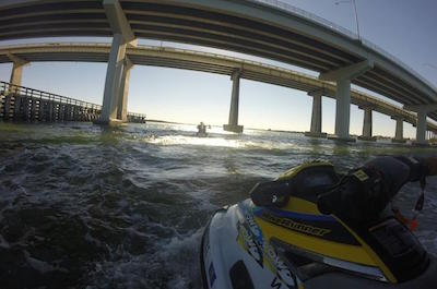 Marco Island Jetski Tour of the Ten Thousand Islands in Naples