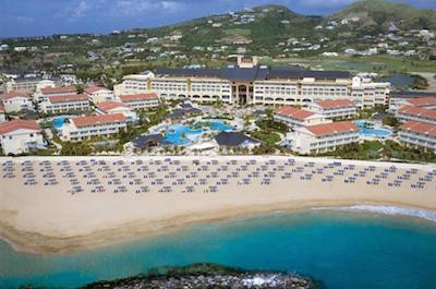 Marriott Royal Beach Luxury Beach Day Pass in St. Kitts