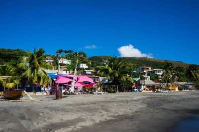 Mero Beach in Dominica