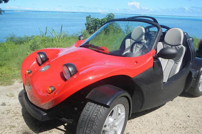 Moorea Roadster Rentals