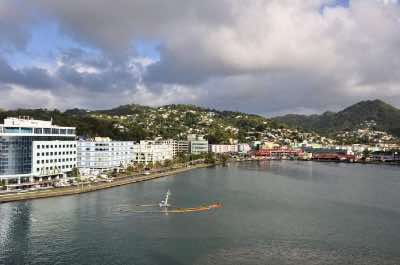 Morne Fortune in St. Lucia