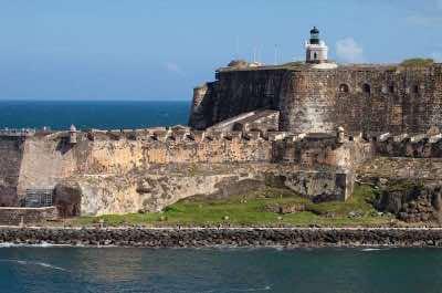 Morro Castle in San Juan