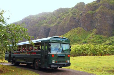 Movie & TV Tours In Oahu