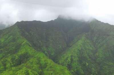 Mt. Waialeale in Kauai