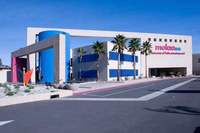 Museum of Latin American Art (MOLAA) in Long Beach