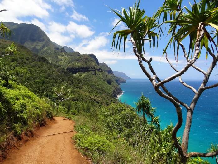 Na Pali Coast State Wilderness Park in Kauai