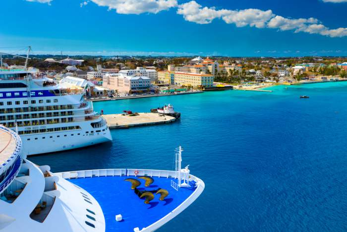 Nassau, capital of The Bahamas
