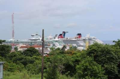 Nassau Cruise Port in Nassau