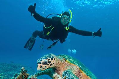 2-Tank Dive Adventure