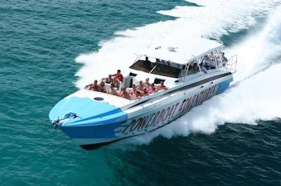 Exuma Powerboat Adventure