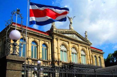 National Theater - Teatro Nacional Costa Rica