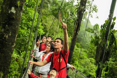 Nature and wildlife tours in Arenal
