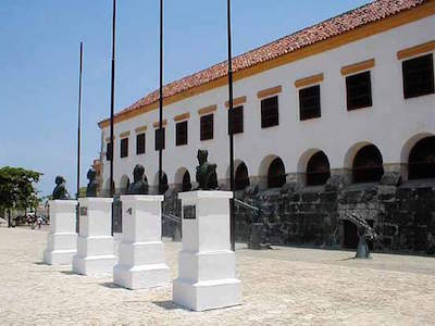 Naval Museum of the Caribbean in Cartagena