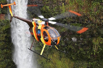 North Shore Adventure Helicopter Tour in Oahu