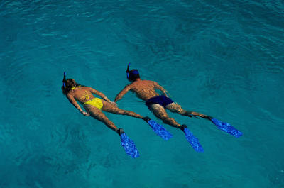Oahu Combo Adventure Bike Sail and Snorkel Tour