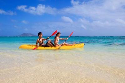 Oahu Kayak, Hike and Snorkel Adventure in Oahu