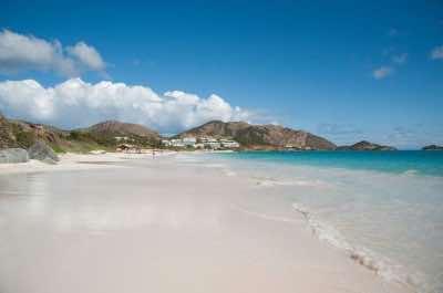 Orient Bay Beach in St. Martin