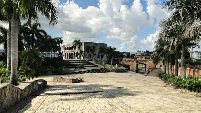 Palacio Virreinal de Diego Colon In Zona Colonial in Santo Domingo