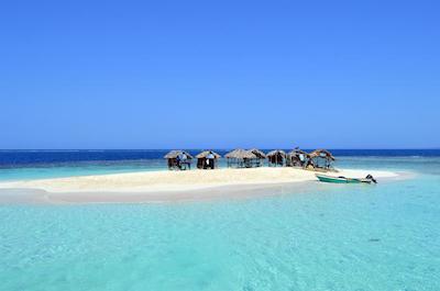 Paradise Island day trip from Puerto Plata (a.k.a. Cayo Paraiso)