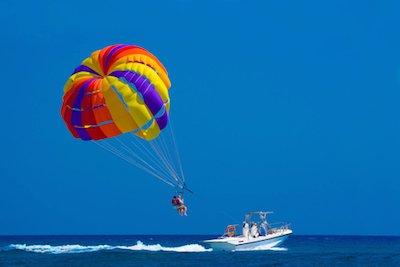 Parasailing & Paragliding in Nassau