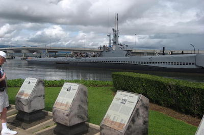 Pearl Harbor Group Tour from Honolulu Port