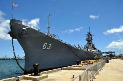 Pearl Harbor in Honolulu