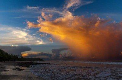 Samara Beach in Costa Rica