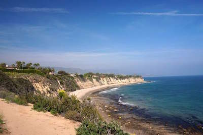 Point Dume State Beach and Preserve in Malibu