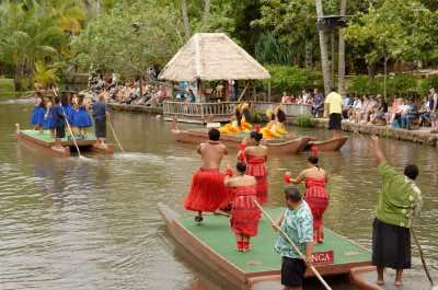 Polynesian Cultural Center Admission in Oahu