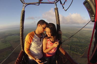 Balloon tours in Punta Cana