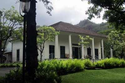 Queen Emma Summer Palace in Honolulu