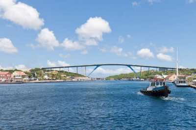 Curacao Queen Juliana Bridge