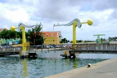 Curacao Queen Wilhelmina Bridge