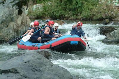 Rafting in Puerto Plata