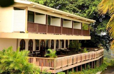 Rainforest & Ocean View inn at Hacienda Carabali Puerto Rico