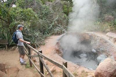 Rincon de la Vieja Volcano National Park in Costa Rica
