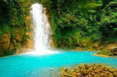Rio Celeste and Llanos de Cortes Waterfall Tour from Tamarindo