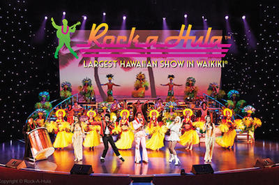 Legends in Concert Waikiki Rock a Hula Show