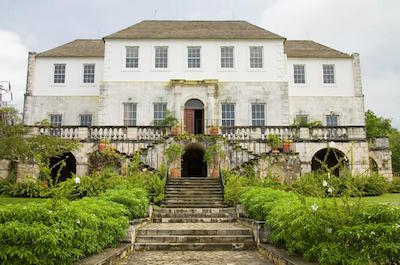 Rose Hall Great House, Jamaica