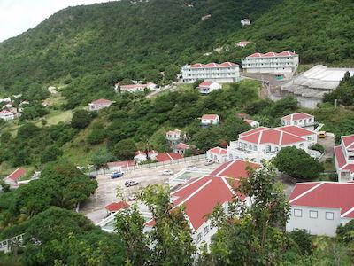 Saba in St Maarten