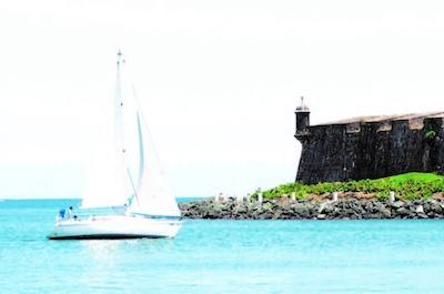 Sailing Trips in San Juan