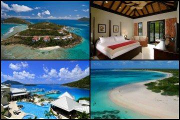 Scrub Island Resort Tortola