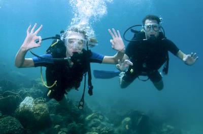 Scuba Diving in Nassau