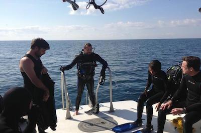Scuba Diving in Panama City