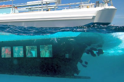 Things To Do In Aruba - Seaworld Explorer Semi-Submarine