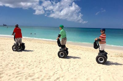 Cayman Segway Tours Grand Cayman